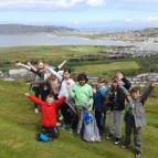 Year 5 & 6 Trip to Conwy