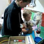 Buddy Morning in Kindergarten