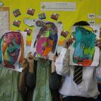 Year 1 Picasso Portraits