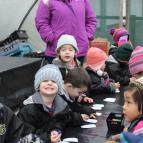 EYFS Trip to Stockley Farm