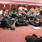Year 4 Trip to the Hindu Temple