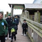 Reception and Year 6 Buddy Trip to Chester Zoo