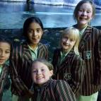 Year 1 & 4 Trip to Blue Planet Aquarium