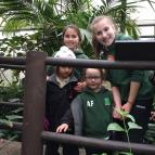 Reception & Year 6 Buddy Trip to Chester Zoo
