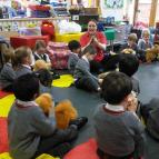 Jo Jingles Visits Early Years