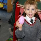 Reception's Epic Easter Egg Hunt