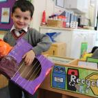 Recycling in Reception