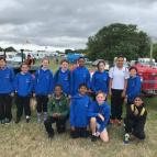Year 6 at The Cheshire Show