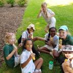 Year 3 & 4 Trip to Ness Gardens