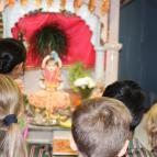 Year 3 Trip to Gita Bhavan Hindu Temple