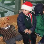 Santa at Stockley Farm