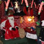 More Santa at Stockley