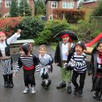 Ahoy There Reception!