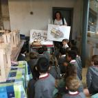 Year 2 Trip to Staircase House