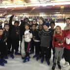 Junior Ice Skating Trip