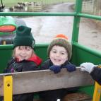 Christmas at Smithills Open Farm