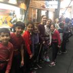 Year 5 & 6 Residential, Part I