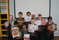 School Council Chinese New Year Drawing Competition