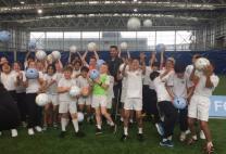 Manchester City Football Club Surprise Visit