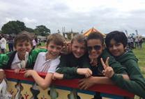 Year 6 Trip to The Royal Cheshire Show