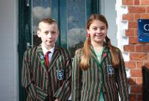 A Welcome from our new Head Boy and Head Girl