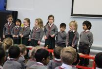 Pre-Prep Class Assembly