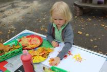 Autumn Topic Work in Pre-Prep