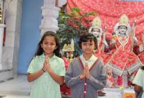 Year 3 & 4 Trip to Gita Bhavan Hindu Temple