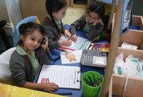 Developing Writing in Reception