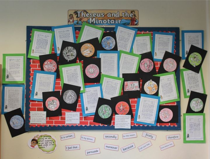 Year 3 Topic Work