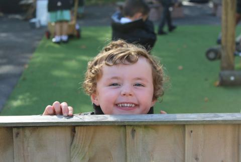 First Fortnight in Pre-Prep