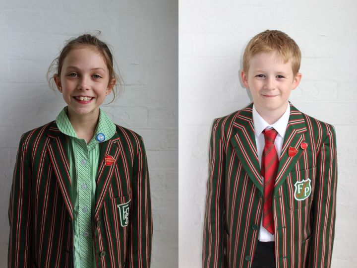 Meet our Head Girl & Head Boy