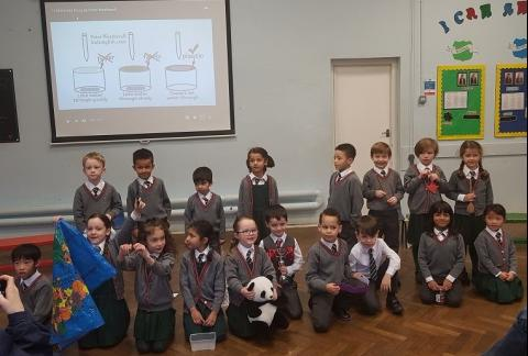 Year 1 Materials Assembly