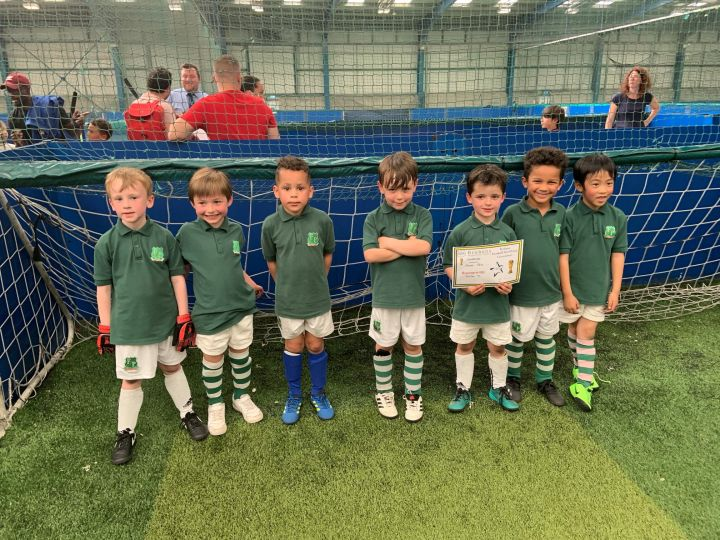 Sporting Success in Football, Swimming and Dodgeball!