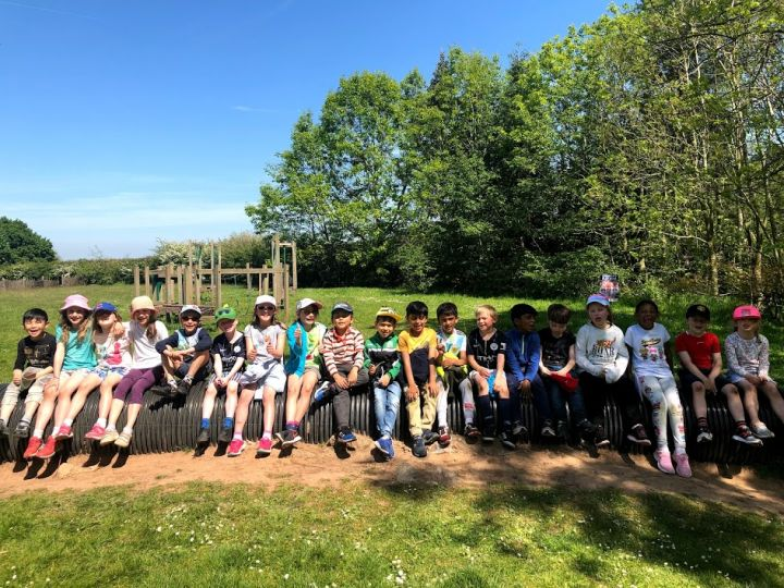 Year 2 Enjoy a Fun-Filled Residential in Burwardsley