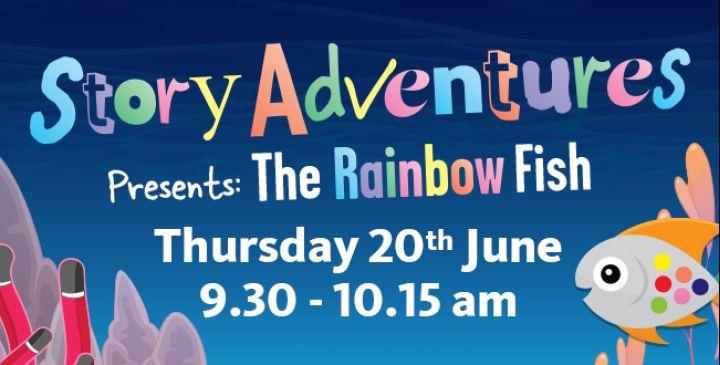 Story Adventures: The Rainbow Fish