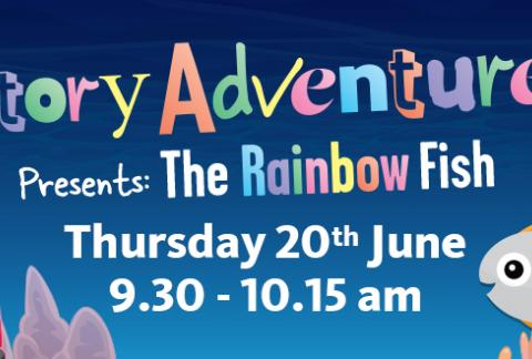 Story Adventures: The Rainbow Fish