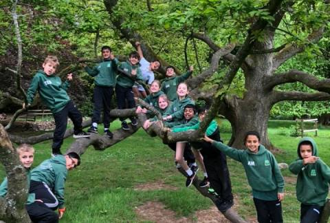 Year 3 & 4 Residential Trip to Castleton