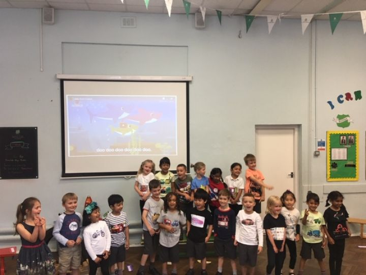Reception Perform a Confident Assembly