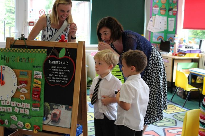 Pupils Prepare for Successful Transitions