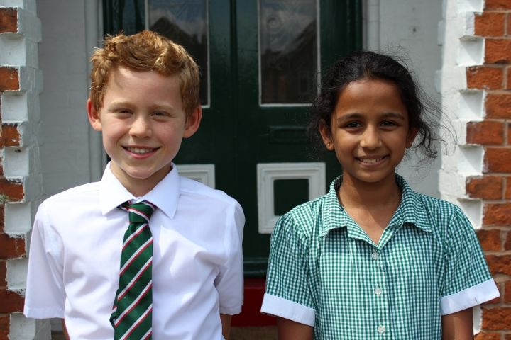 Meet Forest Park's New Head Boy & Head Girl