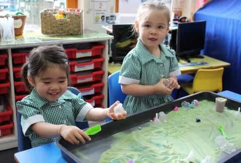 Pre-Prep Settle Into Life at Forest Park