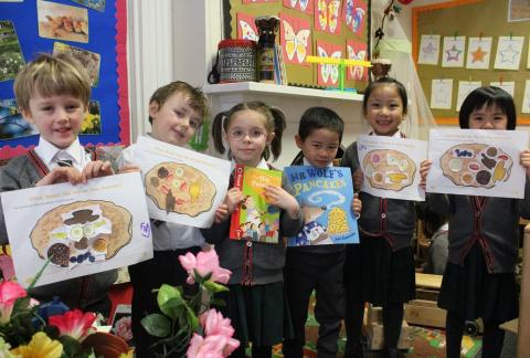 Pancake Day in Early Years!