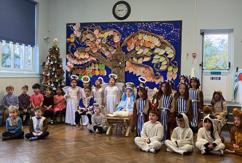 Key Stage 1 Nativity