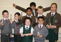 Local pupils perform over 750 good deeds to support Francis House Hospice