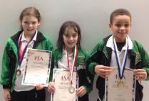 Medal-winning performances from school swimmers at Olympic Park