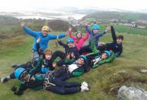 Extreme Fun in Conwy!